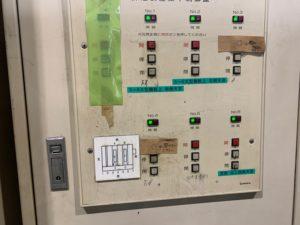 電動突き上げ窓修理工事4